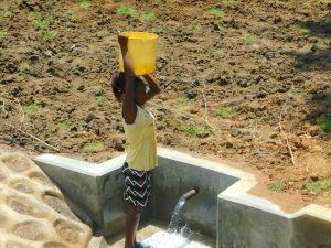 The Water Project:  Ready To Walk Clean Water Home