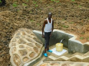 The Water Project:  Smiles Fetching Water