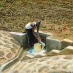 The Water Project: Shikangania Community, Abungana Spring -  Making A Splash