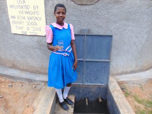 The Water Project:  Pupil Selestine