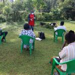 The Water Project: Shirakala Community, Ambani Spring -  Ongoing Sensitization Training