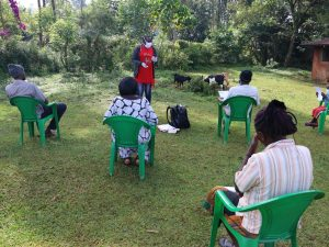 The Water Project:  Ongoing Sensitization Training