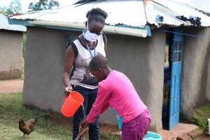 The Water Project:  Importance Of Handwashing Highlighted