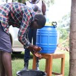 The Water Project: Ebwambwa Community, Mwibichiri Spring -