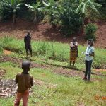 The Water Project: Shikhombero Community, Atondola Spring -  Social Distancing