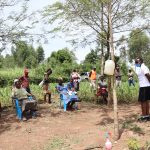 The Water Project: Shitoto Community, Abraham Spring -  The New Leaky Tin Station