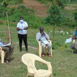 The Water Project: Ulagai Community, Rose Obare Spring -  Ongoing Trainings