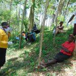 The Water Project: Shiamala Community, David Ashiona Spring -  Facilitator Conducts Training