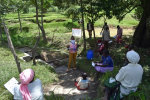 The Water Project:  Training Ongoing At The Spring