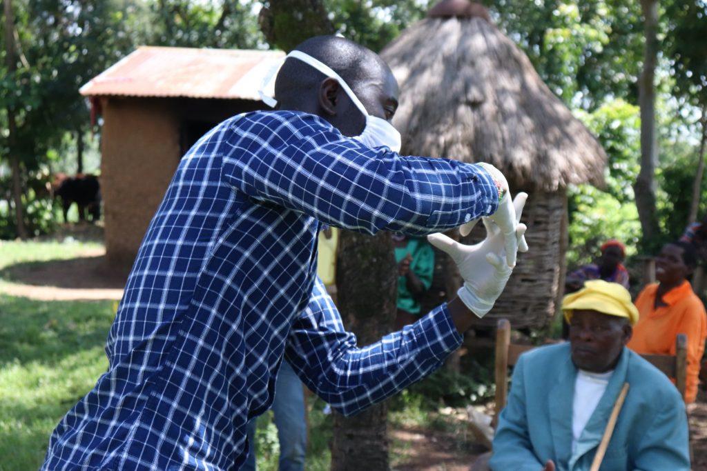 The Water Project : 7-covid19-kenya19124-handwashing-demonstration