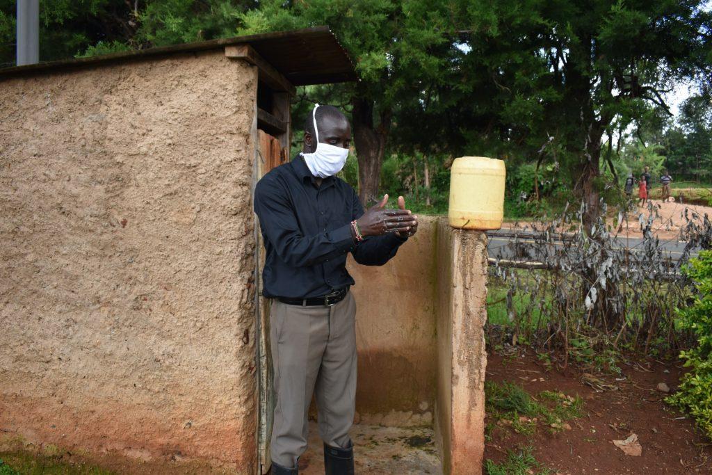 The Water Project : 7-covid19-kenya4592-handwashing-demonstration