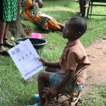 The Water Project: Lutali Community, Lukoye Spring -  Little Boy Was Keenly Listening In