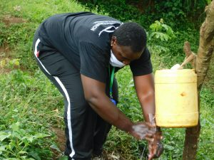 The Water Project:  Rinse With Clean Running Water Always
