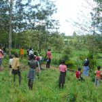 The Water Project: Eshiakhulo Community, Asman Sumba Spring -  Training