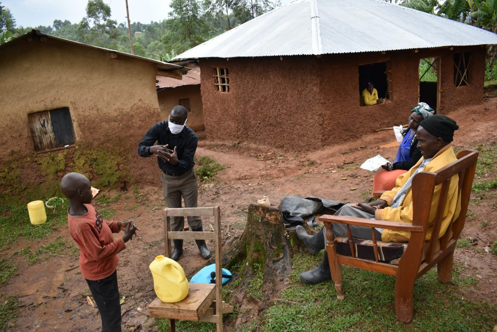 The Water Project : 8-covid19-kenya18091-thorough-cleaning-of-the-hands-is-key