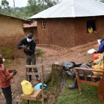 The Water Project: Maganyi Community, Bebei Spring -  Thorough Cleaning Of The Hands Is Key