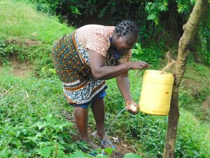 The Water Project:  Handwashing With Soap