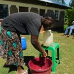 The Water Project: Emakunda Community, Esilaba Spring -