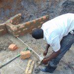 The Water Project: Shikangania Community, Abungana Spring -  Measuring Next Steps