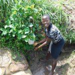 The Water Project: Eshiakhulo Community, Kweyu Spring -  Enjoying Handwashing At Kweyu Spring