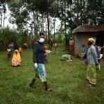 The Water Project: Namarambi Community, Iddi Spring -  Ongoing Covid Training