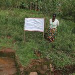 The Water Project: Irungu Community, Irungu Spring -  Caution Chart Installed Next To The Spring