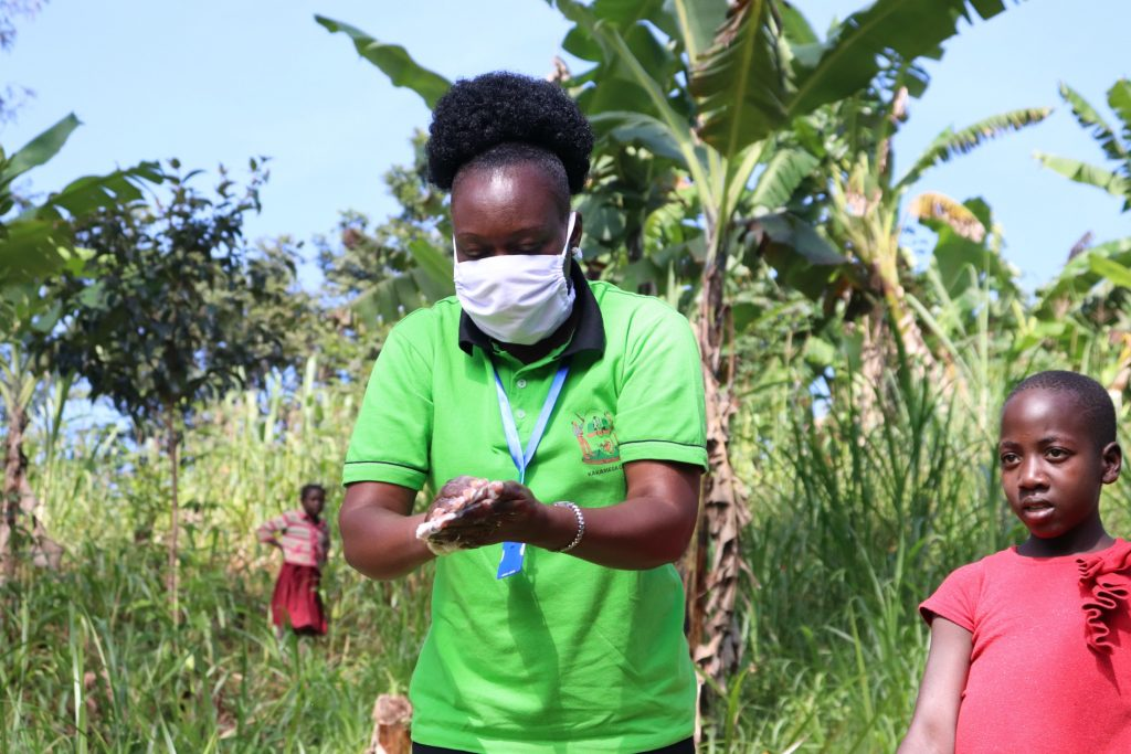 The Water Project : covid19-kenya18105-proper-steps-of-handwashing-2