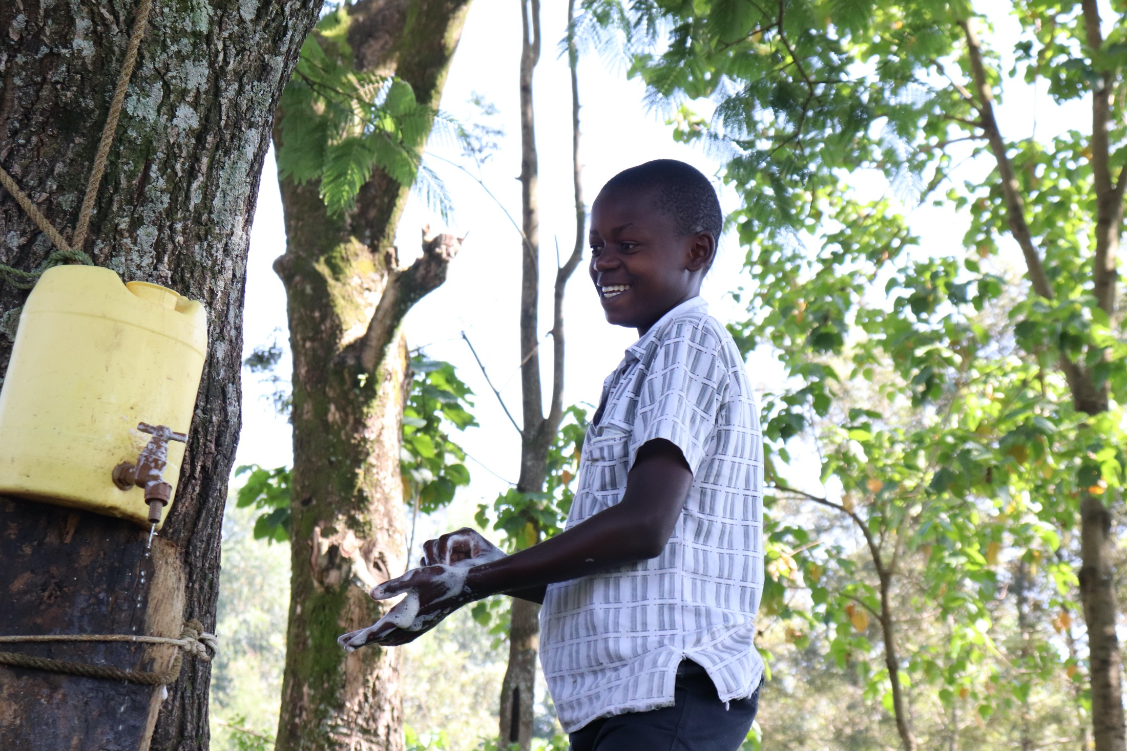 The Water Project : covid19-kenya18126-handwashing-demonstration-2