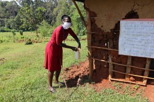 The Water Project:  Building A Simple Handwashing Station