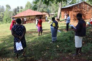 The Water Project:  Covid Prevention Training
