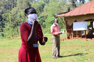 The Water Project:  Discussion On The Importance Of Wearing Face Masks