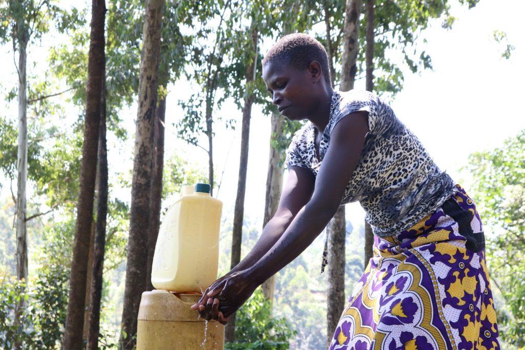 The Water Project : covid19-kenya19147-handwashing-demonstrations-2