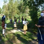 The Water Project: Bukhaywa Community, Ashikhanga Spring -  Facilitator Conducting Training At The Spring