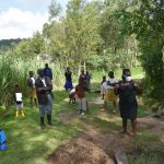 The Water Project: Bukhaywa Community, Ashikhanga Spring -  Training Session