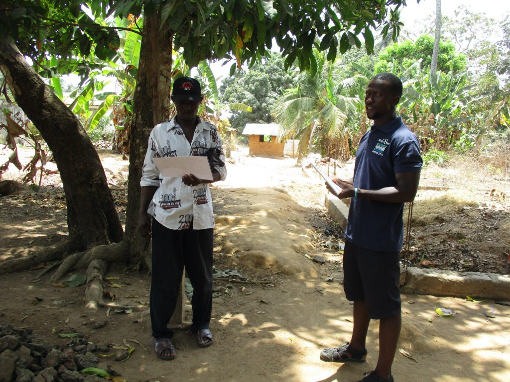 The Water Project : covid19-sierraleone505-covid-training
