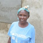 The Water Project: Kasioni Community B -  Emily Mbiti