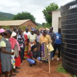 The Water Project: Kasioni Community B -  Handwashing Lesson