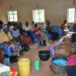 The Water Project: Kasioni Community C -  Soapmaking