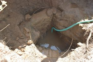 The Water Project:  Deeper Progress On The Well