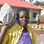 The Water Project: Kavyuni Salvation Army Primary School -  Carrying A Rock