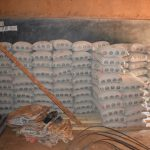 The Water Project: Kavyuni Salvation Army Primary School -  Cement