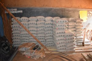 The Water Project:  Cement
