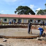 The Water Project: Kavyuni Salvation Army Primary School -  Cementing The Foundation