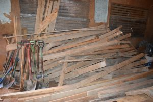 The Water Project:  Wood For Construction