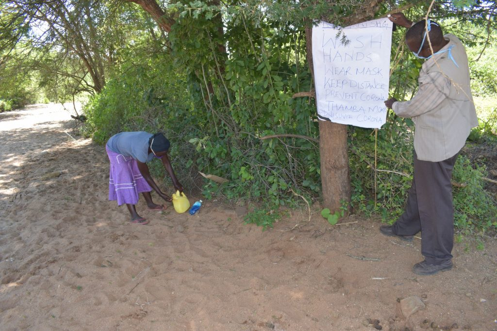 The Water Project : kenya4477-covid19-handwashing-3