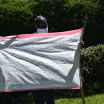 The Water Project: Musutsu Community, Mwashi Spring -  Sir Erick With The Chart