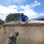 The Water Project: St. Teresa's Isanjiro Girls Secondary School -  Dome Construction