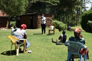 The Water Project:  Handwashing Exercise Was For Everyones Benefit