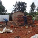 The Water Project: St. Teresa's Isanjiro Girls Secondary School -  Latrine Construction