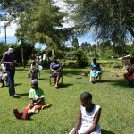 The Water Project: Musutsu Community, Mwashi Spring -  Training In Session At Mwashi Spring